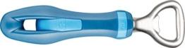 Flaschenöffner mit PFERD-Feilenheft – praktischer Kapselheber mit ergonomischem Griff und Aufhängeloch - 1