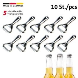 Westmark 10 Kapselheber für Flaschen mit Kronkorken, Stahl, Metall, Silber, 10942230 - 1